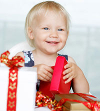 toddler holiday