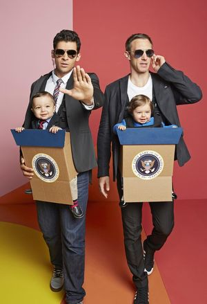 5 Cool Halloween Costumes That Use a Cardboard Box  sc 1 st  Parents Magazine & Halloween Crafts - Easy Halloween Craft Ideas for Kids - Parents.com