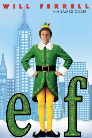 Elf Movie Poster 2003