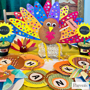 Thanksgiving Crafts For Kids Thanksgiving Craft Ideas