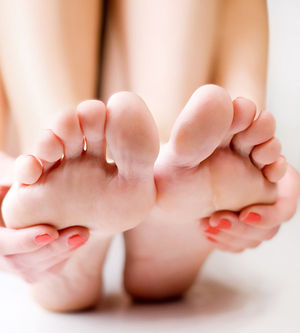 Pregnancy Leg And Foot Pain - Elevate feet