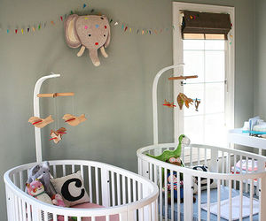Delightful Twin Nursery Ideas