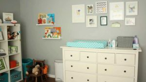 Nursery Ideas: Design A Modern Nursery