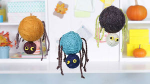 silly spider halloween decorations - Halloween Images Kids