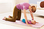 Mommy and Me Workout 5