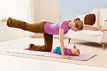 Mommy and Me Workout 6