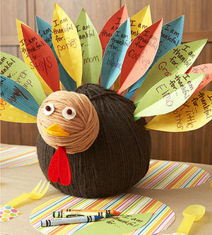 Thanksgiving crafts for kids thanksgiving craft ideas for Cheerleading arts and crafts