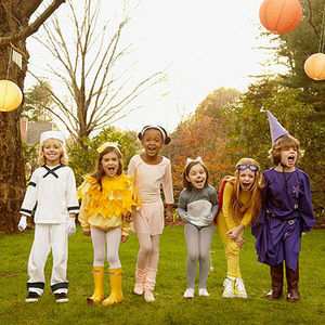 simple halloween party ideas - Halloween Kids Images