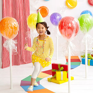 Land O Candy Birthday Party