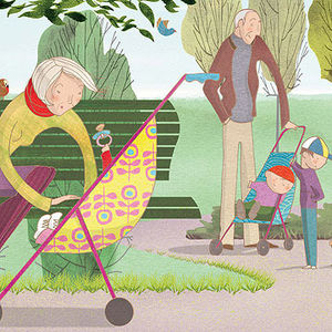 Granny as nanny things to consider before asking grandma to babysit grandmother as nanny negle Gallery