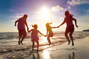 Family Vacations Have Long Lasting Impact On Kids Happiness