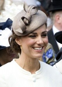 Pregnant Kate Middleton due date