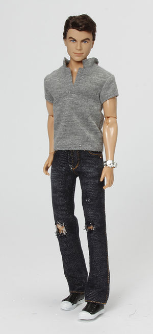 Jerry O'Connell Doll Celebrity Dads