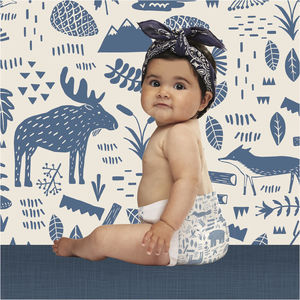 Indigo Woods Honest Diaper