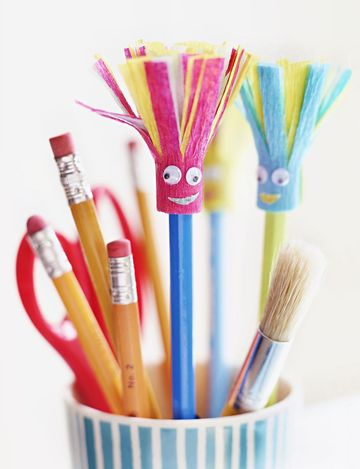 Pencil Pals Craft