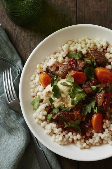 Moroccan Beef Chili