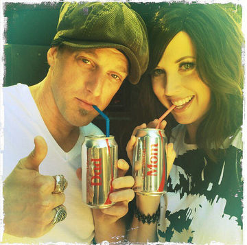 Thompson Square and wife's pregnancy announcement
