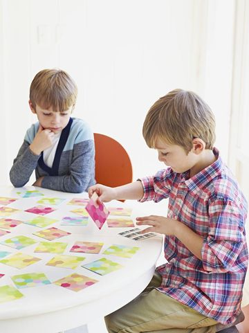 Family-History Matching Game