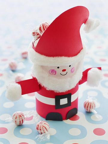 Sweet Santa DIY Craft