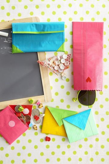 Pretty Pockets Craft