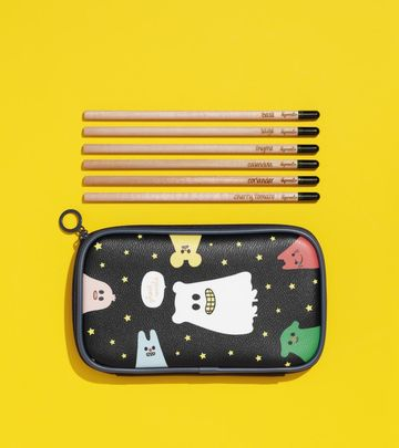 Sprout Color Pencil and Pouch