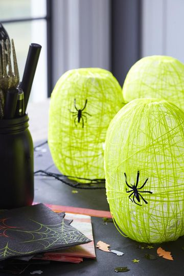 Spider Nest Lanterns