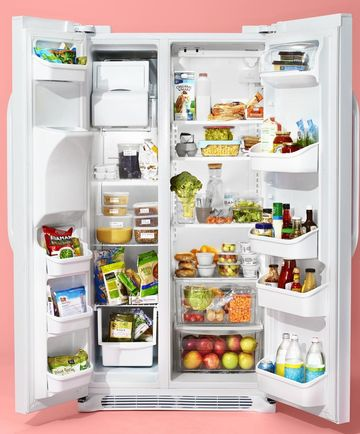 The Healthy Remake Fridge