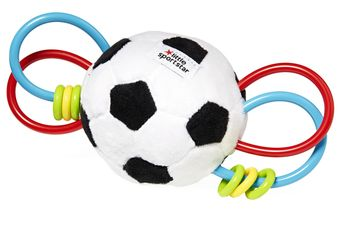 Latino Culture Holiday Gifts Little Sport Star Activity Ball