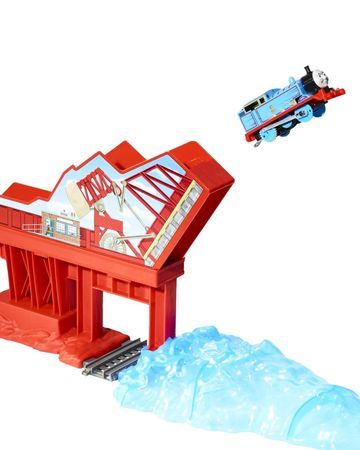 2016 Toys of the Year Thomas & Friends Sky-high Bridge Jump