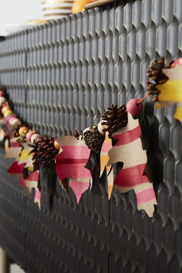 Fun Fall Crafts for Kids Thanksgiving GARLAND