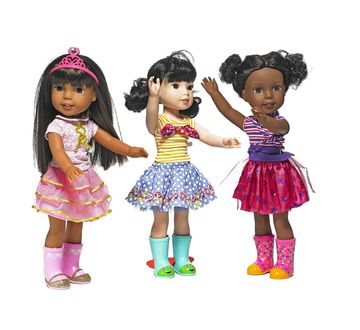 Best Toys American Girl WellieWishers
