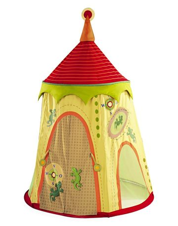 Latino Culture Holiday Gifts HABA Play Tent Expedition