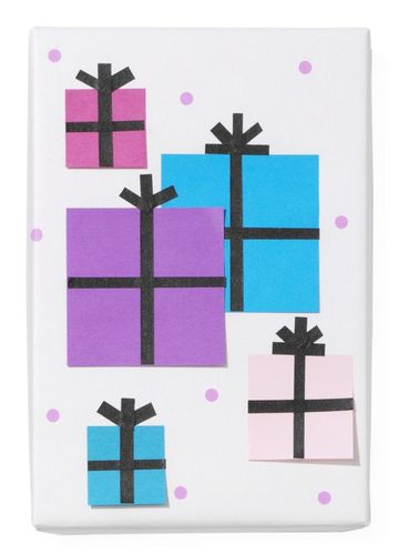Gift Wrap Supplies Little Gifts
