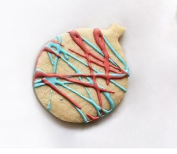 Cookie Decorating Drizzle