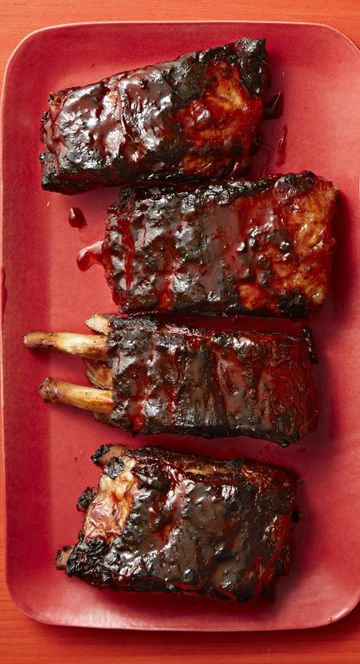 Slow VS Pressure Cooker Barbecue Ribs And Zingy Homemade Sauce