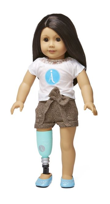 A Step Ahead Prosthetics and Orthotics American Girl Dolls Prosthetic Limbs