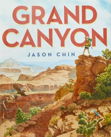 Grand Canyon by Jason Chin