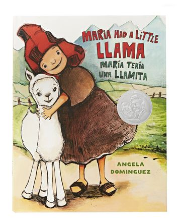 Maria Had a Little Llama Bilingual Book