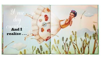 Viva Frida Bilingual Book