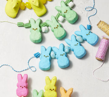 Peeps Treats Nom-Nom Necklaces Twine String
