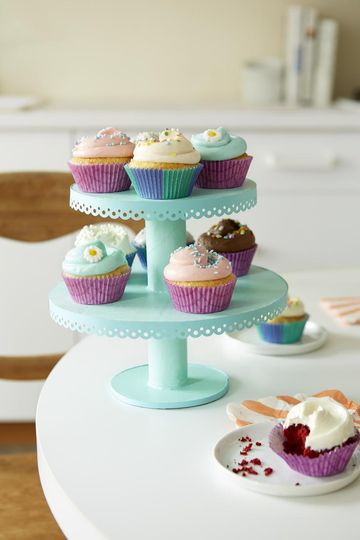 Tube Crafts Sweet Cake Stand