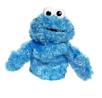 Best Toys of All Time Cookie Monster Puppet