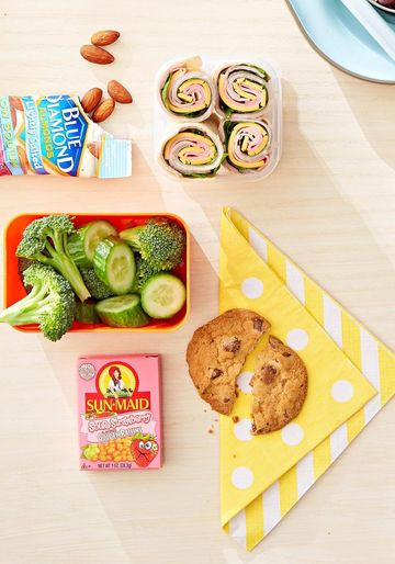 Packaged Lunches Clever Remake