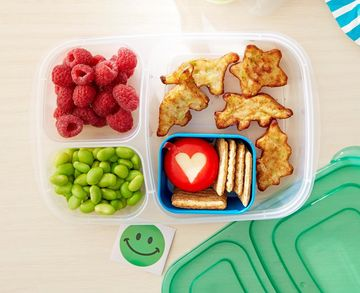 Packaged Lunches Preschool Cool