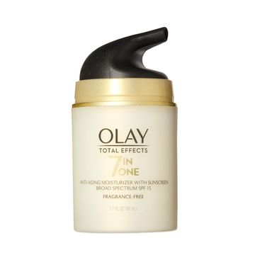 Drugstore Beauty Olay Total Effects AntiAging Moisturizer