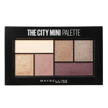 Drugstore Beauty Maybelline City Mini State of Mind Eye Shadow Palette