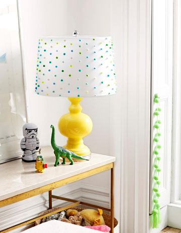 Kid Decor Lamp Revamp