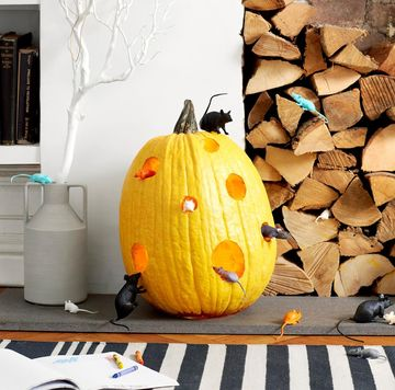 Toy Pumpkin Decorate The Big Cheese & 6 Toy-Inspired Pumpkin Decorating Ideas | Parents