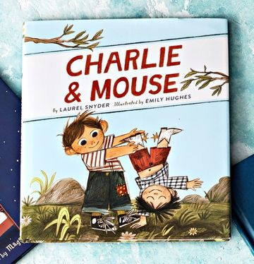 Best Books 2017 Charlie & Mouse