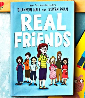 Best Books 2017 Real Friends